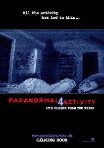 Paranormal Activity 4, Henry Joost Ariel Schulman