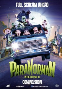 Paranorman, Chris Butler Sam Fell