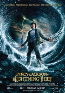 Percy Jackson & The Lightning Thief, Chris Columbus