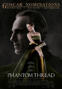 Phantom Thread, Paul Thomas Anderson