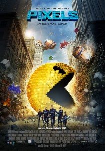 Pixels, Chris Columbus