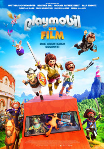 Playmobil: The Movie, Lino DiSalvo