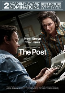 The Post, Steven Spielberg