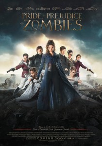 Pride and Prejudice and Zombies, Burr Steers