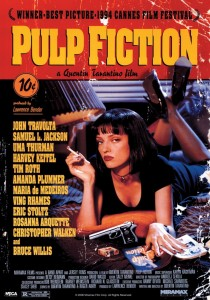 Pulp Fiction, Quentin Tarantino