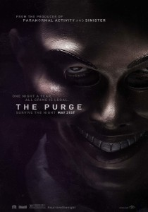 The Purge, James DeMonaco