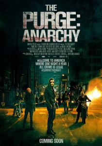 The Purge: Anarchy, James DeMonaco