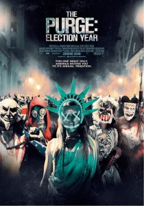 The Purge: Election Year, James DeMonaco