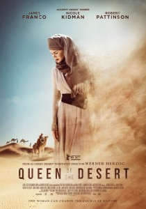 Queen of the Desert, Werner Herzog