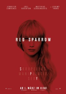 Red Sparrow, Francis Lawrence