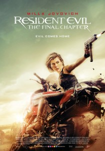 Resident Evil: The Final Chapter, Paul W.S. Anderson