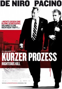 Righteous Kill, Jon Avnet
