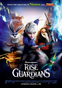Rise of the Guardians, Peter Ramsey