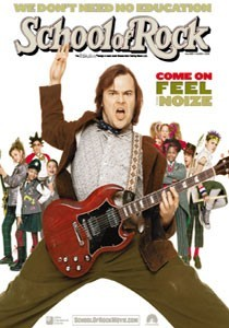 School of Rock, Richard Linklater