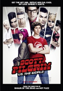 Scott Pilgrim vs. The World, Edgar Wright