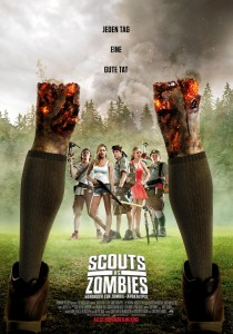 Scouts vs. Zombies, Christopher Landon