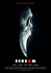Scream 4, Wes Craven