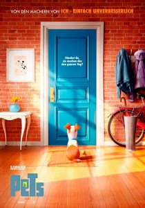 The secret life of Pets, Chris Renaud
