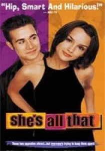 She's All That, Robert Iscove