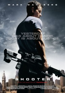 Shooter, Antoine Fuqua