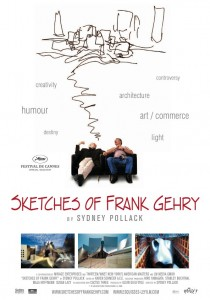 Sketches of Frank Gehry, Sydney Pollack