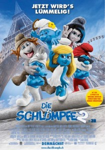The Smurfs 2, Raja Gosnell
