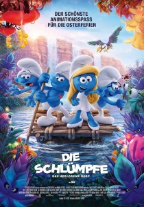 The Smurfs 3, Kelly Asbury