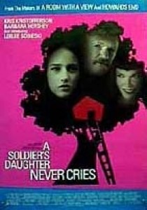 A Soldier's Daughter Never Cries, James Ivory