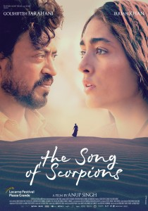 The Song of Scorpions, Anup Singh