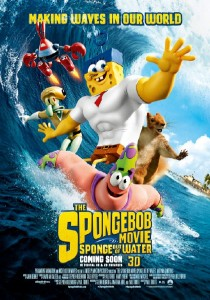 The SpongeBob Movie: Sponge Out of Water, Paul Tibbitt