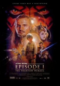 Star Wars: Episode 1: The Phantom Menace, George Lucas