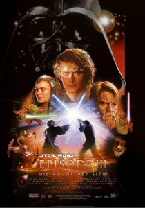 Star Wars: Episode 3: Revenge of the Sith, George Lucas