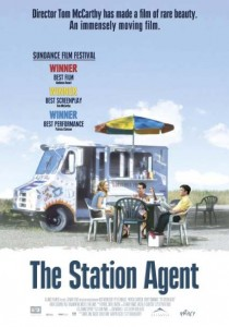 The Station Agent, Thomas McCarthy
