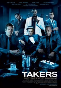 Takers, John Luessenhop