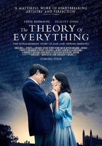The Theory of Everything, James Marsh