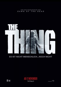 The Thing, Matthijs van Heijningen Jr.