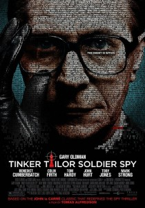 Tinker Tailor Soldier Spy, Tomas Alfredson