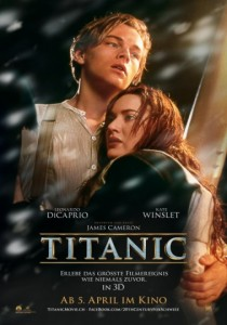 Titanic, James Cameron