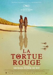 La tortue rouge, Michael Dudok de Wit