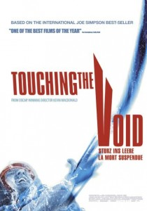 Touching the Void, Kevin Macdonald
