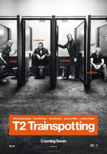 T2 Trainspotting 2, Danny Boyle