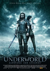 Underworld: Rise of the Lycans, Patrick Tatopoulos
