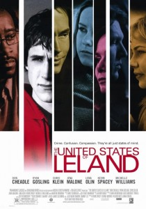 The United States of Leland, Matthew Ryan Hoge
