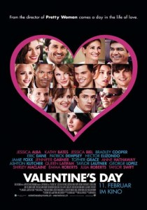Valentine's Day, Garry Marshall