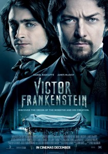 Victor Frankenstein, Paul McGuigan
