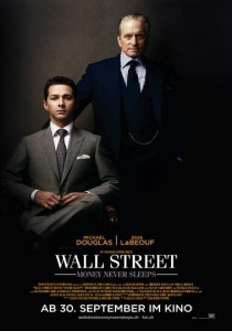 Wall Street: Money Never Sleeps, Oliver Stone