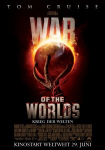 War of the Worlds, Steven Spielberg