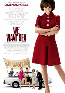 We Want Sex, Nigel Cole