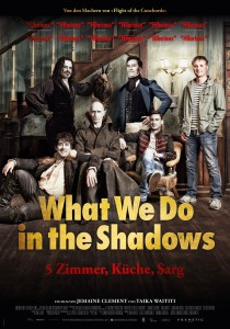 What We Do in the Shadows, Jemaine Clement Taika Waititi