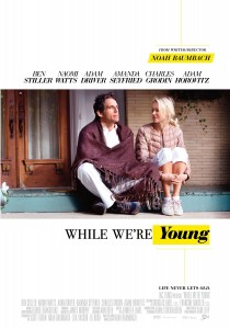 While We're Young, Noah Baumbach